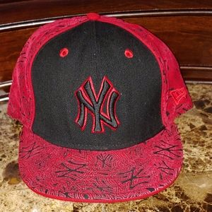 New ERA 59 FIFTY NY FITTED HAT